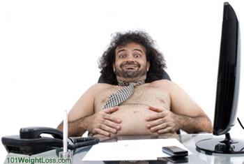 Avoiding Weight Gain At Work